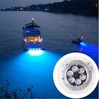 Stainless Steel IP68 Waterproof 6 LED Marine Underwater Light Boat Yacht light