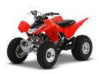 OEM HONDA SPORTRAX TRX250 250 EX FRONT LEFT FENDER RED NEW FACTORY GENUINE