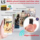 WIFI remote wireless 1080P HD security monitor mini camera DVR hidden spy camera