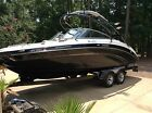 2013 Yamaha 242 Limited S High output jet boat