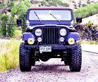 1980 Jeep CJ JEEP CJ 7 1980 JEEP CJ7    60K Miles original