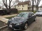 2009 Audi A4 Base AS-IS Audi A4 2009 Quattro, grt interior 83k miles, Salvaged CA title