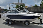 2009 Yamaha 212x 21'' Jet Drive, Fresh Water, Only 60 Hours, 320 Total Hp!