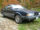 1989 Volvo 780 coupe 1989 Volvo 780 Bertone coupe Turbocharged B230F four cylinder volvo engine