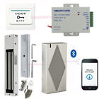 Keyless Outdoor Standalone Acess Control Kits Open By Mobile Blue tooth Mag Lock