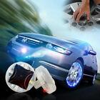Solar Energy LED Flash Waterproof Car Tire Lamp Rim Wheel Centre Hub Lamp