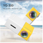 YG300 Mini Pocket Projector Video Proyector Home Theater Beamer With HDMI//AV/US