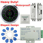 New Waterproof RFID Card Door Entry Access Control System+Electric Bolt Lock TOP