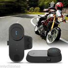FREEDCONN TCOM-02 Motorcycle AVRCP Bluetooth Headset Intercom Communication Kit
