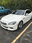2014 BMW 6-Series 4 door bmw 650i gran coupe x drive 2014 fully loaded m sport edition