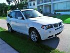 2005 BMW X3 X3 3.0 I 2005 BMW X3 3.0 ***Excellent Condition *** Tested Good **