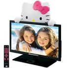 "Pre-Owned Hello Kitty 19"" Led TV With Remote-Works Great!! 1366 x 768"