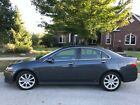 2006 Acura TSX Leather 2006 Acura TSX with Remote Start