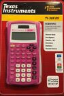 Texas Instruments TI-30X IIS Pink Scientific Calculator New