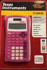 Texas Instruments TI-30X IIS Pink Scientific Calculator New
