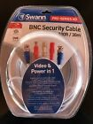 Swann HD security camera BNC  cable 100ft