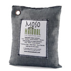 Moso Natural Air Purifying Bag, 200-G, Charcoal Gray
