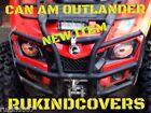 CAN AM  OUTLANDER 800 800R efi 650 500 max 400 HEADLIGHT RUKINDCOVERS ATV,UTV