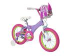 """Trolls 16"""" Girls Bike - Purple, Light Purple"""
