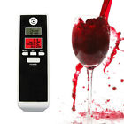 Digital LCD Alcohol Tester Breathalyzer Analyzer with Dual Screen Display