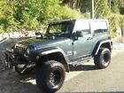 2007 Jeep Wrangler  *LIFTED* 2007 Jeep Wrangler JK (OR BEST OFFER-NO RESERVE) *GREAT CONDITION*