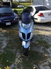 2012 Kymco Yager GT 200i  Kymco Yager 200i motorcycle