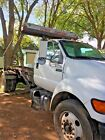 2001 Ford Other Pickups  Roll-Off ,F650, White, 2001;Catepillar Engine