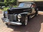 1941 Cadillac Series 62  Cadillac 1941 Series 62 Delux Coupe