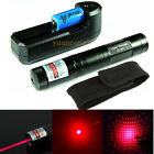 5 Miles  Red Laser Pointer 1mw 650nm Laser Light  + Battery  + Star Cap+ Charger