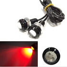 4x Waterproof LED Rock Light JEEP ATV SUV Off-Road Truck Underbody Trail Rig Red