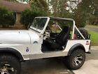 1978 Jeep CJ Renegade 1978 Jeep CJ7  V8. Automatic