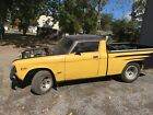 1972 Chevrolet Other Pickups Flames Stripes 1972 Chevy Luv Street Legal Hot Rod