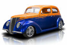1937 Ford Other -- 1937 Ford Sedan  581 Miles Majik Blue Pearl Sedan 350 LT1 4 Speed Automatic