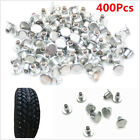 400x Car Tire Studs For Holes Tire Screw Snow Spikes Wheel Tyre Snow Chain Studs