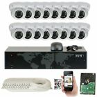 GW Security 16 Channel 5MP NVR 1920P IP Camera Network POE Video Security System