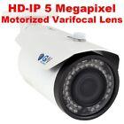 GW Security 5-Megapixel 2592 x 1920 4X Optical Zoom Outdoor Indoor 1920P Secur