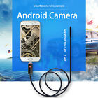 10M 5/7/8mm 6LED Android Endoscope USB Waterproof Borescope Inspection Camera MT