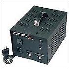 VT 1500- 1500 Watt Maximum Capacity, 110V/220V/240V Heavy-duty Continuous Use Tr