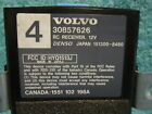 SHIPS SAME DAY! Volvo 30857626 Remote Entry Control Module 151300-8480