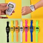 Multi-Purpose child electronic wrist watch calculator school  kids gift schoolBV