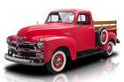 1954 Chevrolet Other Pickups -- 1954 Chevrolet 3100 Pickup Truck  8228 Miles Lipstick Red Pickup Truck 235 I6 3