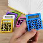 Plastic Digits LCD Display Pocket Cartoon Small Travel Mini Handy Calculator
