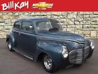 1941 Plymouth Streetrod -- 1941 Plymouth Streetrod  7516 Miles Blue Coupe  Automatic