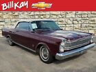 1965 Ford Galaxie -- 1965 Ford Galaxy  97075 Miles Burgundy Coupe  Automatic