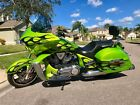 2013 Victory CROSS COUNTRY  2013 Custom Ness Victory Cross Country Motorcycle Cruiser not Harley