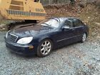 2003 Mercedes-Benz S-Class  Mercedes Benz S430 4 Matic Very Clean For Parts Or Fix 2003