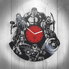 The Avengers Earth's Mightiest Heroes New Vinyl Wall Clock Best Gift Room Decor