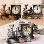 New Creative Alarm Clock Fashion Wake Up Alarm Clocks Vintage Steam ONMF