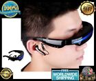 "New 52"" HD Virtual Wide Screen 4GB Video Glasses With Earphone Mobile Portable"