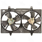 Dual Radiator and Condenser Fan Assembly-Rad / Cond Fan Assembly fits Quest